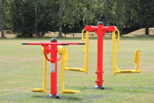 Outdoor Gym & Fitness Trail
